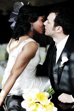 Real {Minnesota} Wedding: Susan + Mark | Munaluchi Bridal Magazine