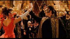 Anna and Dracula masked ball scene - Van Helsing