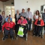 Last week our Head of Surveying Rich and Surveying Employer/Administrator Rachel were in the Wirral to do some training with people from Wirral Evolutions.  The team started off doing classroom training at Highcroft Day Centre for a few hours which the attendees really seemed to enjoy and there was a lot of input from everyone.  Following the training the team had lunch and proceeded the day at Croft Retail Park to walk around a few shops and gather information for the guides. Again everyone…