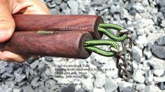 côn nhị khúc gỗ Trắc 0937008446 www.kanshop.vn