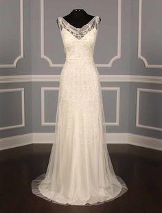 Austin Scarlett Lucerne AS43 X Discount Designer Wedding Dress