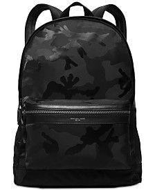 MICHAEL Michael Kors Men's Kent Camo Backpack