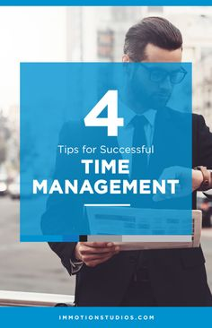 Agency life can be crazy and hectic. Our days are deadline driven, typically with multiple client deadlines per day. Time management is key to keeping everything on track. Here are some tips to keep your days organized and to make sure deadlines are not missed.
