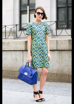 Les plus beaux streetlooks de la Fashion Week de New York