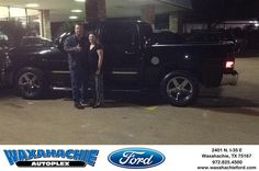https://flic.kr/p/MWMfsN | Happy Anniversary to Jason on your #Ram #1500 from Herman Munster at Waxahachie Ford! | deliverymaxx.com/DealerReviews.aspx?DealerCode=E749