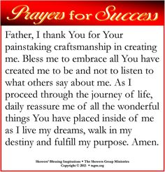 Prayer For Success May 2 Prayer For Success, Prayer For Guidance, Power Of Prayer, Guidance Quotes, Prayer Ideas, Wisdom Scripture, Bible Verses, Bible Quotes, Prayer Quotes