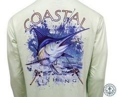 Coastal Green Men's Long Sleeve Quick Dry Fishing Shirt - Marlin Design Microfiber Performance $19.95 with FREE SHIPPING. Look good and stay cool and dry in the sun with our Coastal Fishing Shirts Collection!   https://www.coastalfishing.com/collections/all-products/products/green-quickdry-long-sleeve-fishing-shirt-marlin-design-microfiber-performance?utm_content=buffer0ca5c&utm_medium=social&utm_source=twitter.com&utm_campaign=buffer #shirts #bestfishigclothing #saltwaterfishing