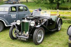 1946 MG TC | Flickr - Photo Sharing!