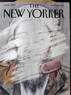 The New Yorker Cover, May 16th 2011