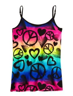 Printed Cami | Girls Camis Clothes | Shop Justice