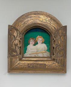 Mira Edgerly (1872–1954). The Dodge Children of Detroit, 1926. The Metropolitan Museum of Art, New York. Dale T. Johnson Fund, 2008 (2008.123) #MetKids