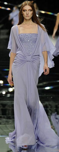 Elie Saab Spring 2009 Ready To Wear Collection