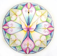 Mandala of sacred woman:Before you where born you received a sacred gift: the ability to create new life inside your body. With it you gained kindness to nurture the week, courage to keep your family safe and wisdom to teach others how to live and let live. You came to this World with a pure and joyful heart, [...]