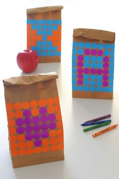 The Coolest Lunch Bag DIY Ever