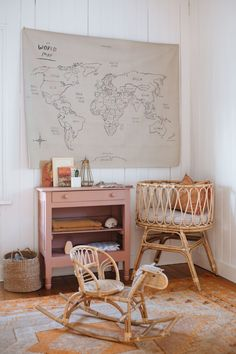 Styling A Nursery! (a pair & a spare) Styling A Nursery! Baby Bedroom, Nursery Room, Kids Bedroom, Nursery Decor, Kids Rooms, Play Rooms, Boho Nursery, Bedroom Wall, Bedroom Ideas