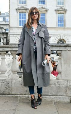 oversized. trench. two words that should be found together frequently atm. bravo on this one. Paris.