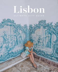 Lisbon City Guide — This Life Of Travel Portugal Travel Guide, Europe Travel Guide, Travel Guides, Portugal Trip, Travel Checklist, Travel Hacks, Cool Places To Visit, Places To Travel, Travel Destinations