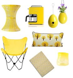 127 Best Yellow Home Decor Images On Pinterest Ideas And Decoration