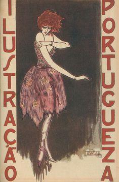Ilustração Portuguesa 1921