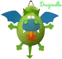 Dragon piñata for the feast of St George Pinata Dragon, Dragon Party, Summer Birthday, 4th Birthday Parties, Boy Birthday, Dinosaur Party, Unicorn Party, Viking Party, Dragons Love Tacos