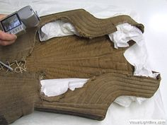 Hammaborg: padded jack 15th century