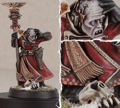 Warhammer 40k | Astra Militarum | Imperial Psyker #40k #wh40k #warhammer40k…
