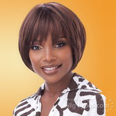 Sensationnel Synthetic Full Cap Wig Totally Instant Weave - HZ A035 [973]