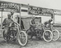 """anyskin: """"Harley Davidson Racing Team - 1914 Dodge City """""""