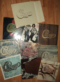 Chicago, the band. My favorite band in high school. I still get excited when I hear those old songs. :)