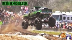 SINGER SLINGER MEGA MUD TRUCK FREESTYLE Shawn P. Goodeauxwas looking for a good time when he hit the freestyle course in his 1200hp Singer Slinger mud bog truck at Iron Horse Mud Ranch. This monster treads through multiple feet of the goopy brown stuff like it's absolutely nothing then tops it up by hitting a […]