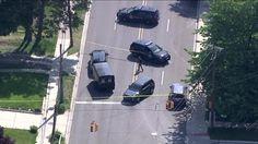 2 people shot in Westland, 1 killed; 2 in custody.   Police say this was not a random shooting.