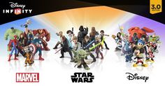 Disney Infinity 3.0 is the latest installment in the popular video game series.