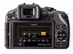 Setting Up the Lumix G6 Camera, Part 2, Q Menu and Fn Buttons