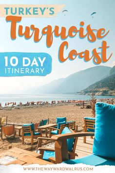 Turkey's Turquoise Coast 10 Day Itinerary Travel Route, Bus Travel, Europe Travel Guide, Asia Travel, Travel Guides, Travel Destinations, Backpacking Europe, Stonehenge, Costa