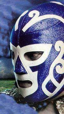 Blue Demon, Luchador Mask, Mexican Wrestler, Mexican Revolution, Mexico Style, Art Hub, Masked Man, Comic Drawing, Batman Art
