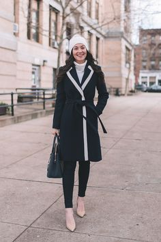 The Meghan Markle J. Crew Coat - Carly the Prepster Chic Outfits, New Outfits, Winter Outfits, Preppy Winter, Winter Style, Preppy Style, My Style, Classic Style, Coats For Women