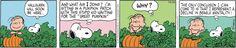 Peanuts Comic Strip  for Oct/30/2014  on GoComics.com