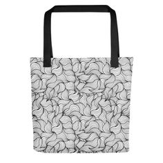 Bring your favorite design everywhere you go. Print Patterns, Reusable Tote Bags, Leaves, Fabric, Shopping, Tejido, Tela, Cloths, Fabrics