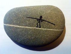 Next Post Previous Post La vie Next Post Previous Post Rock Painting Patterns, Rock Painting Ideas Easy, Rock Painting Designs, Pebble Painting, Pebble Art, Stone Painting, Stone Crafts, Rock Crafts, Caillou Roche