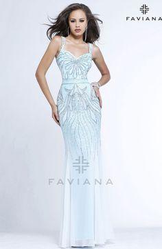 Effies.com - Faviana S7380, $450.00 (http://www.effies.com/faviana-s7380/)