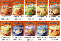 uncle bens rice syn - Google Search