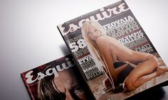 PF Centro Slab Pro | Esquire / Greece | Magazine Design