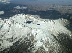 Crater del Nevado de Toluca, Estado de México