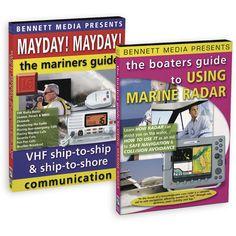 Bennett DVD - Boaters Guide to Using VHF & Marine Radar - https://www.boatpartsforless.com/shop/bennett-dvd-boaters-guide-to-using-vhf-marine-radar/