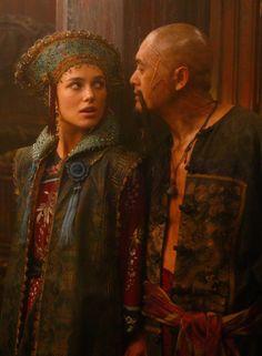 Elizabeth Swann, Jack Sparrow, Orlando Bloom, Keira Knightley, Pirates Of The Caribbean, End Of The World, Period Dramas, Costume Dress, Johnny Depp