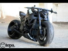 Motorcycles - Highly Modified, Customized, Radicalized & Stockasized - Images - YouTube