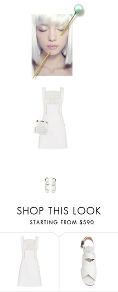 """lwd"" by bodangela ❤ liked on Polyvore featuring Thakoon, Alexander Wang and Corto Moltedo"