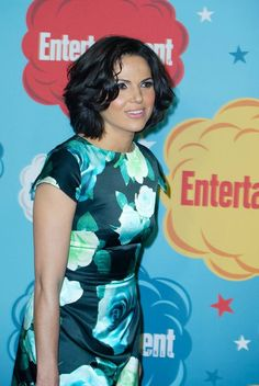#LanaParrilla at Entertainment Weekly's Annual #SDCC Celebration! #OUAT #EvilRegals