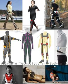 Wearable Technology and Bodysuits.Emily Baldwin | Future of Possible | Socia…