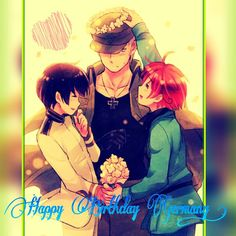 Today is Germany's birthday ! x333 Happy Birthday Germany !!! x333